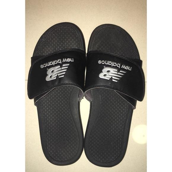 775e502cb099 New New Balance Slides Unisex Size 8